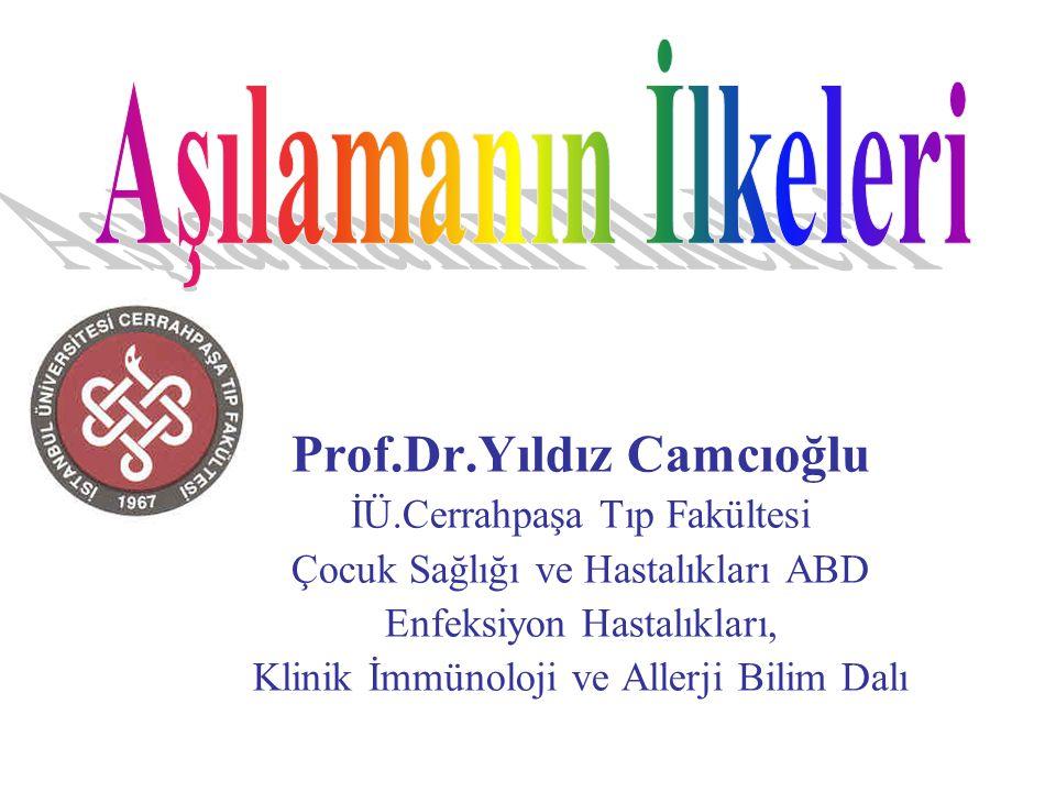 Prof.Dr.Yıldız Camcıoğlu