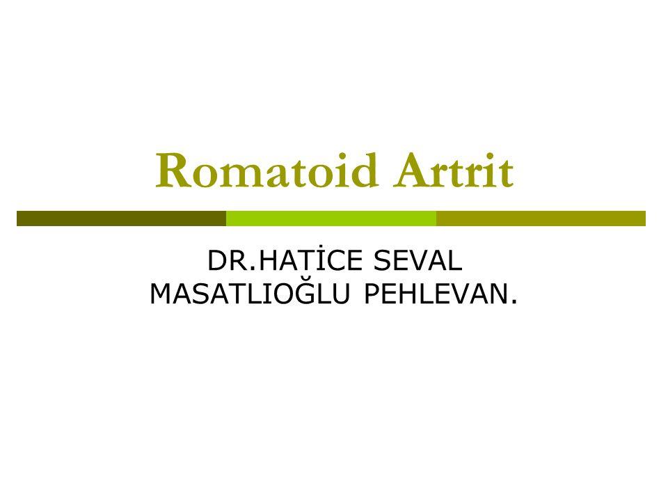 DR.HATİCE SEVAL MASATLIOĞLU PEHLEVAN.