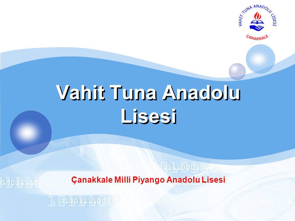 Vahit Tuna Anadolu Lisesi