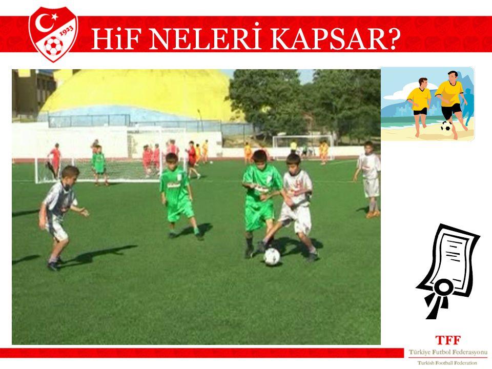 HiF NELERİ KAPSAR
