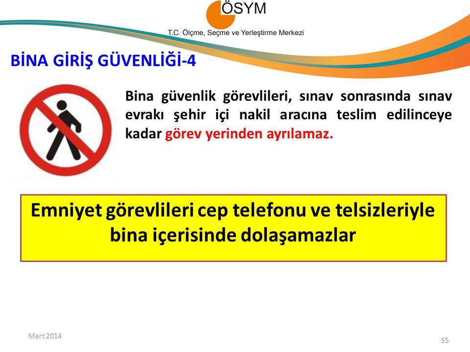 Mart 2014 BİNA GİRİŞ GÜVENLİĞİ-4.