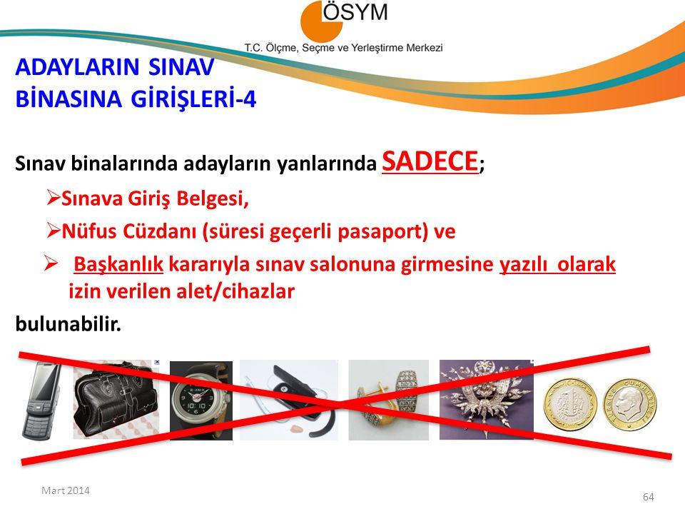 ADAYLARIN SINAV BİNASINA GİRİŞLERİ-4