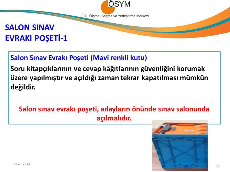 SALON SINAV EVRAKI POŞETİ-1