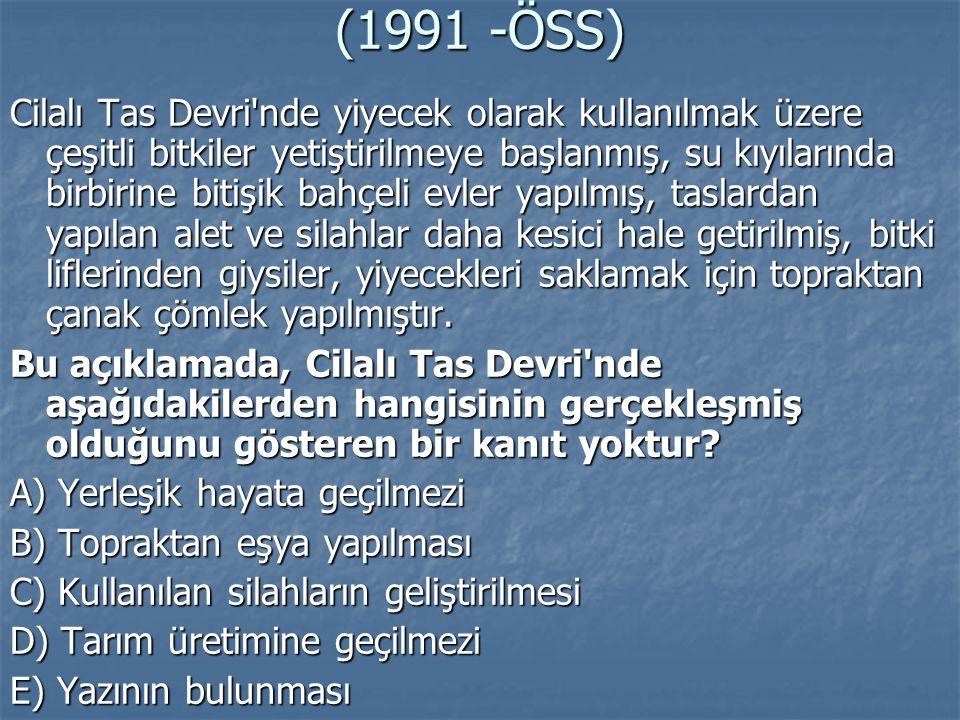 (1991 -ÖSS)