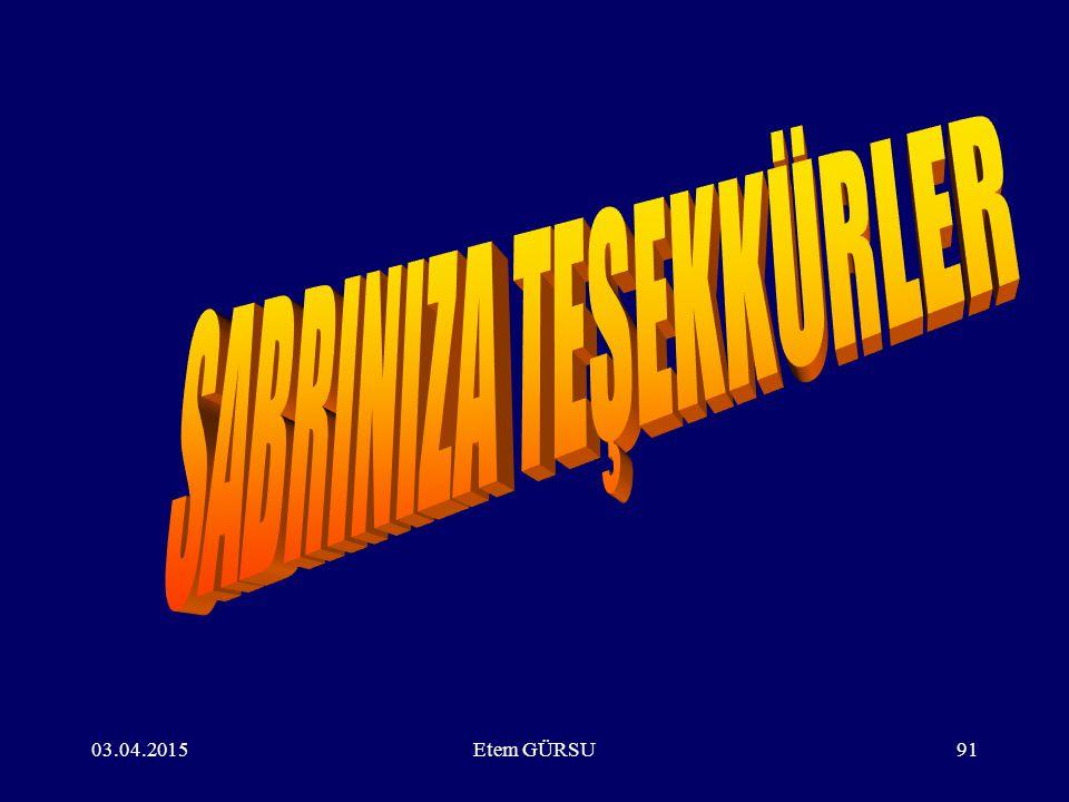 SABRINIZA TEŞEKKÜRLER