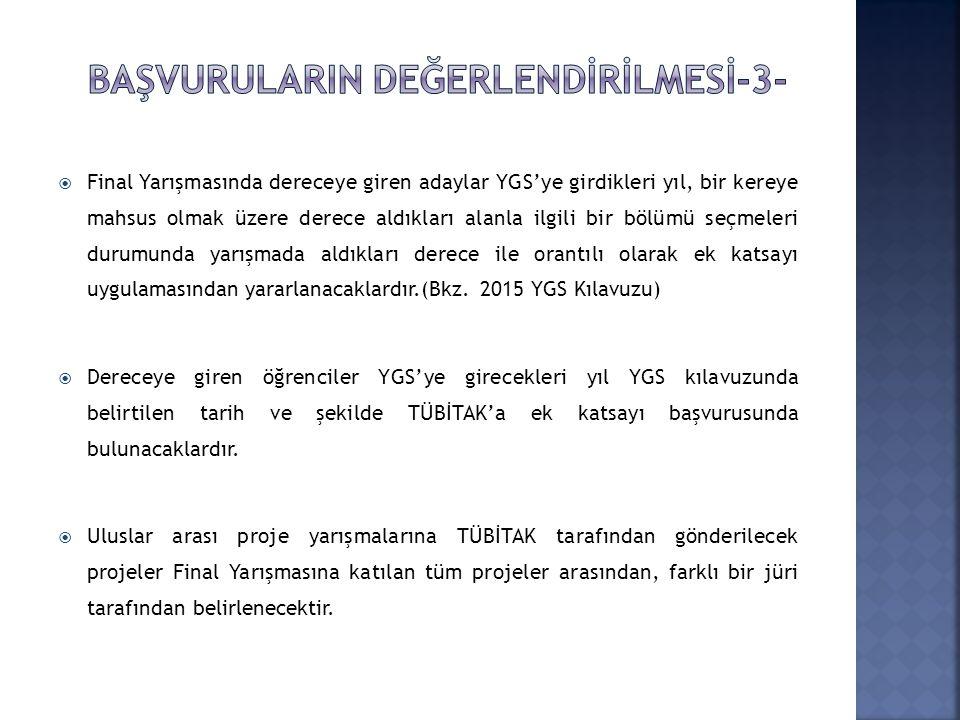 BAŞVURULARIN DEĞERLENDİRİLMESİ-3-