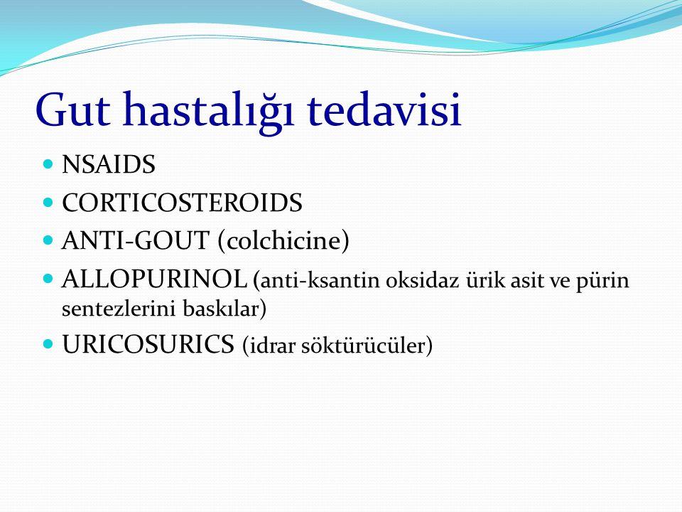 Gut hastalığı tedavisi