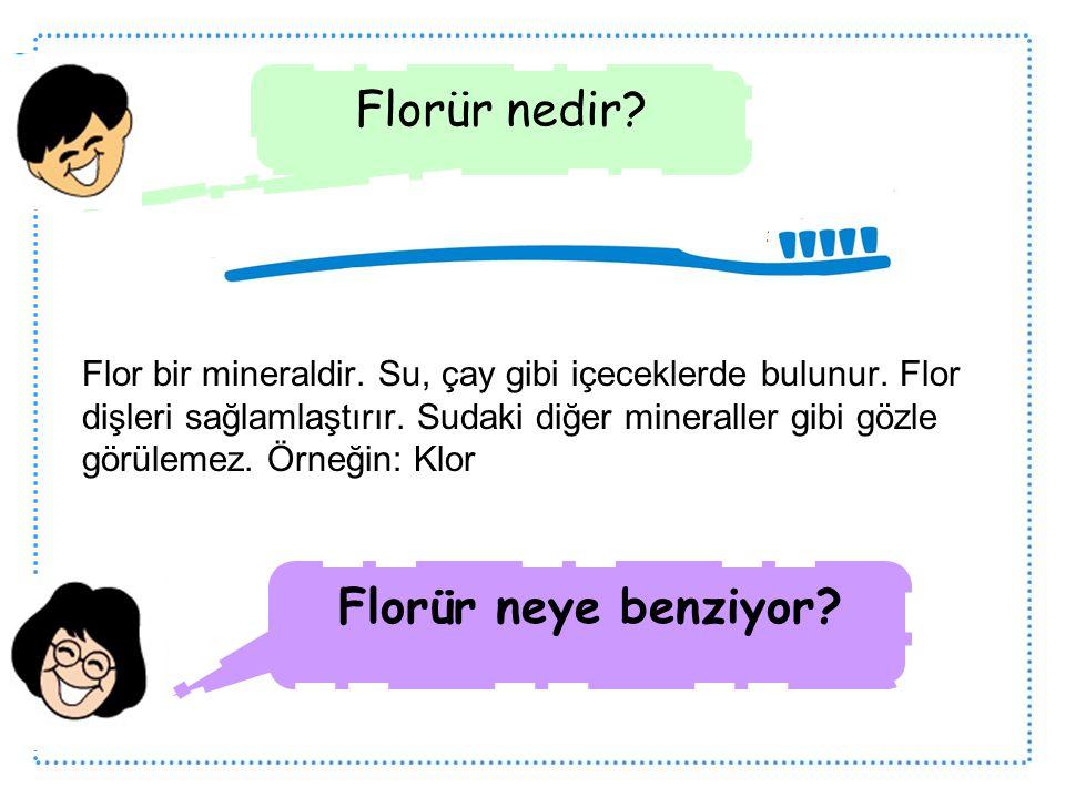 Florür nedir Florür neye benziyor