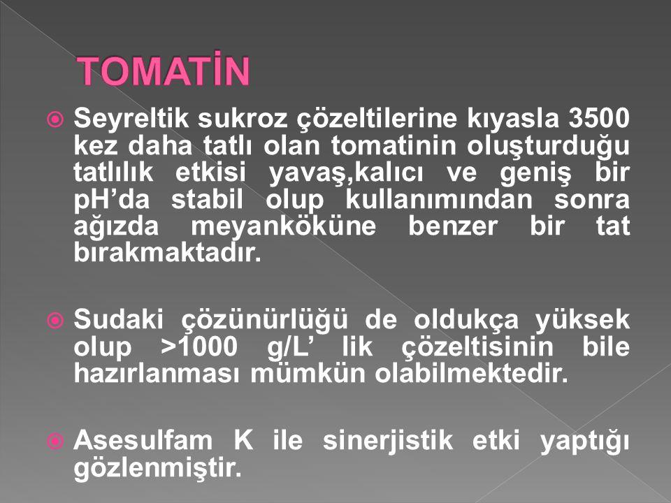 TOMATİN
