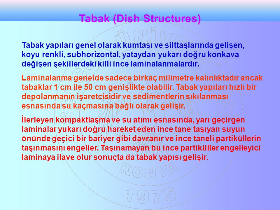 Tabak (Dish Structures)