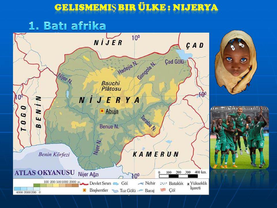 GeliSmemiş bir ülke : Nijerya