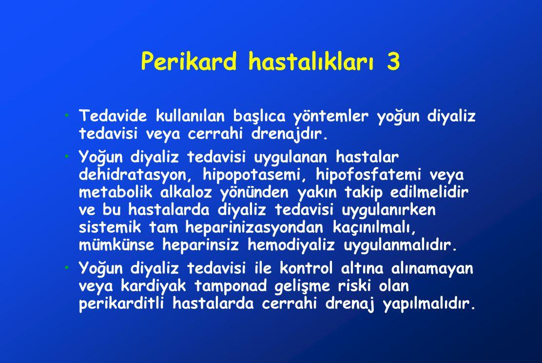 Perikard hastalıkları 3