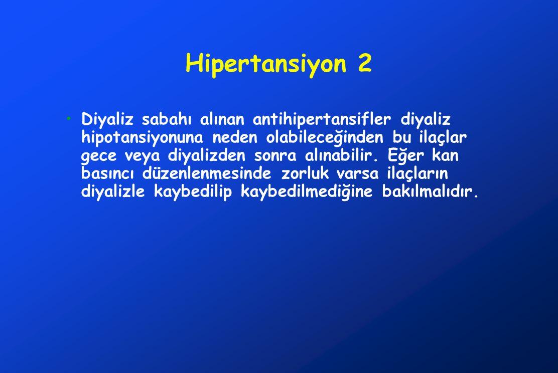 Hipertansiyon 2