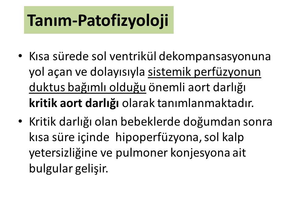 Tanım-Patofizyoloji