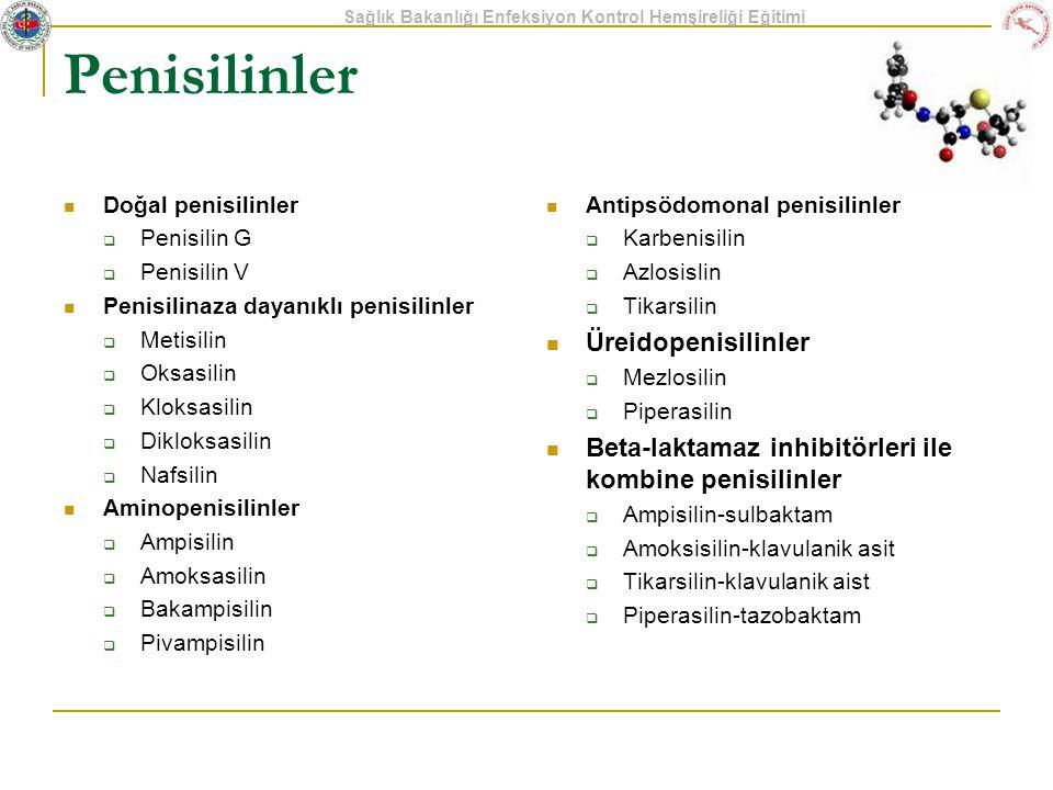 Penisilinler Üreidopenisilinler