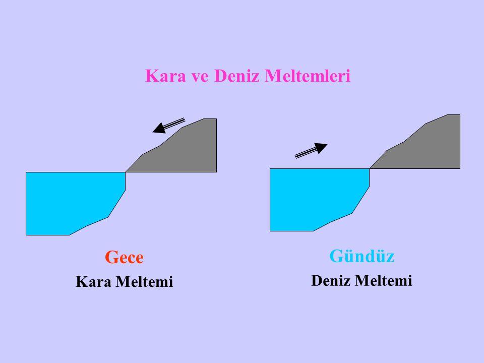 Kara ve Deniz Meltemleri