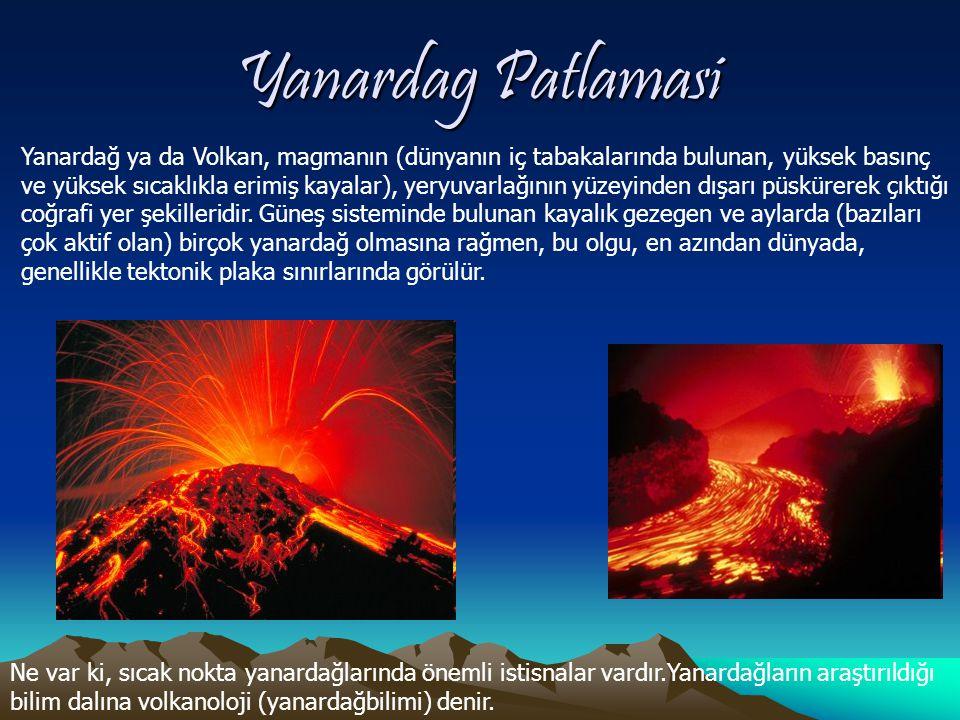 Yanardag Patlamasi
