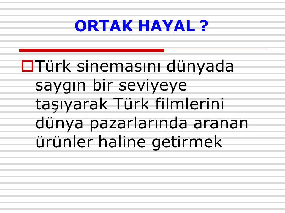 ORTAK HAYAL .