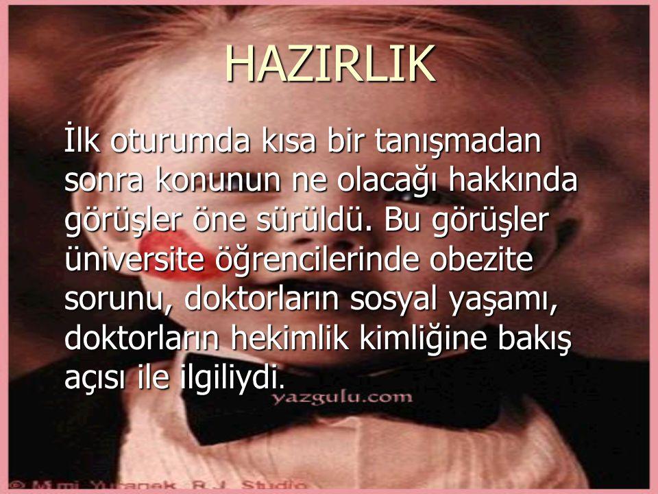 HAZIRLIK
