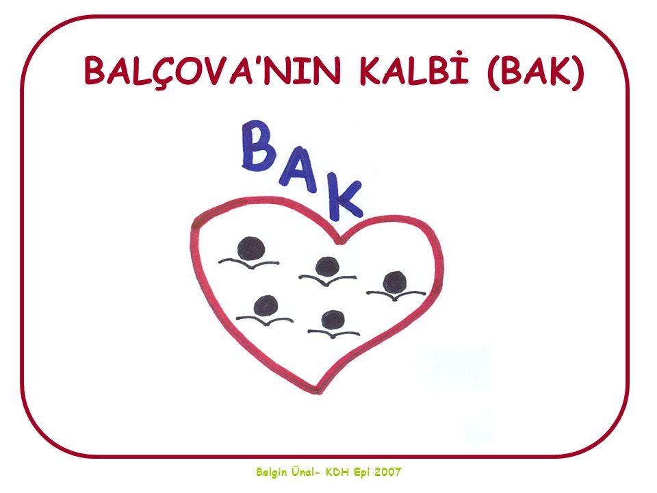 BALÇOVA'NIN KALBİ (BAK)