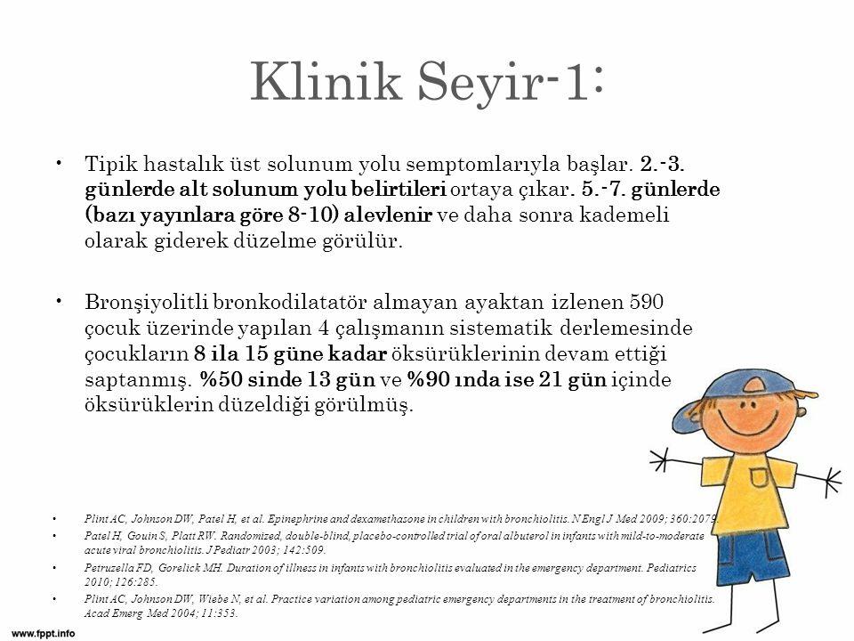Klinik Seyir-1: