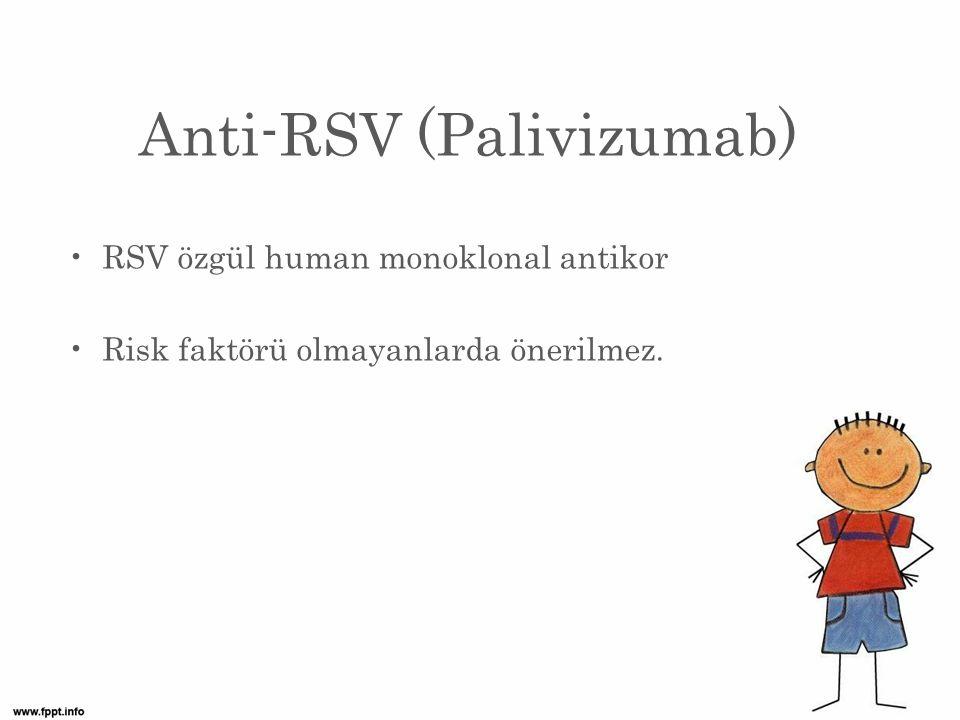 Anti-RSV (Palivizumab)