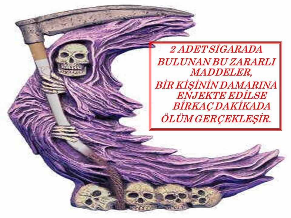 BULUNAN BU ZARARLI MADDELER,
