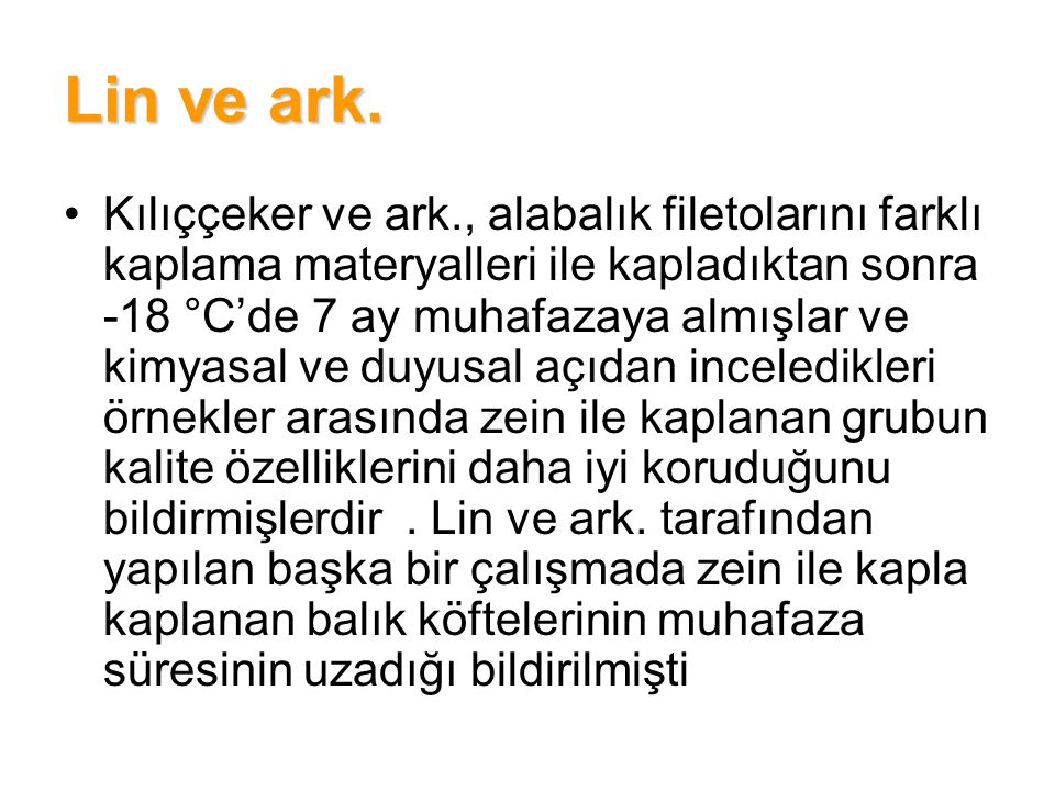 Lin ve ark.