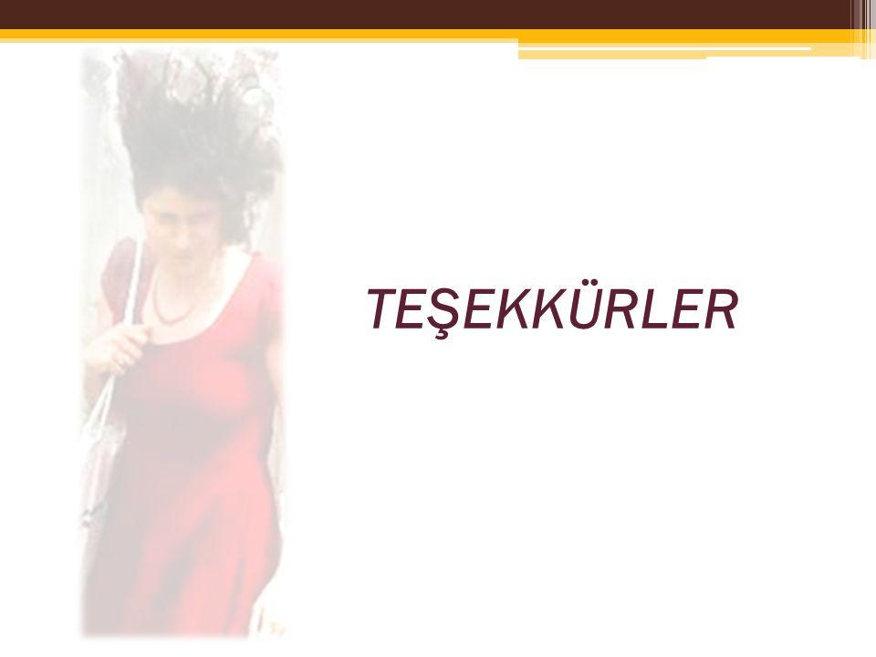 TEŞEKKÜRLER Türkiye İnsan Hakları Vakfı Adli Tıp Uzmanları Derneği Türkiye Psikiyatri Derneği