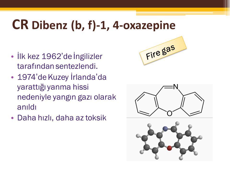 CR Dibenz (b, f)-1, 4-oxazepine