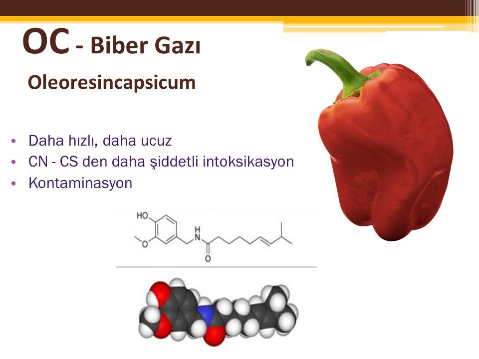 OC - Biber Gazı Oleoresincapsicum