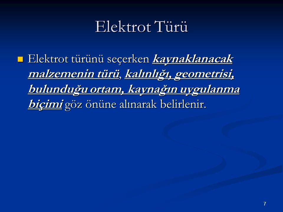 Elektrot Türü