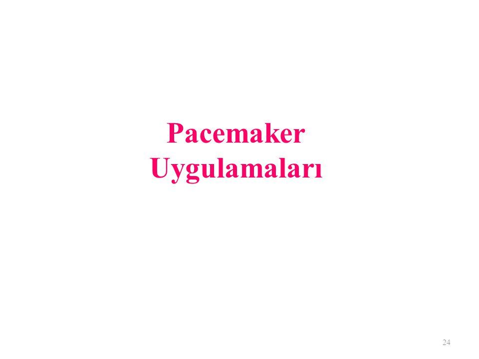 Pacemaker Uygulamaları