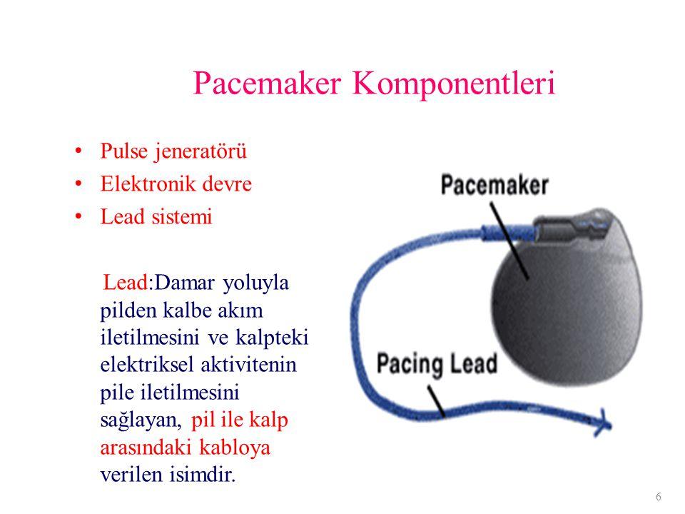 Pacemaker Komponentleri