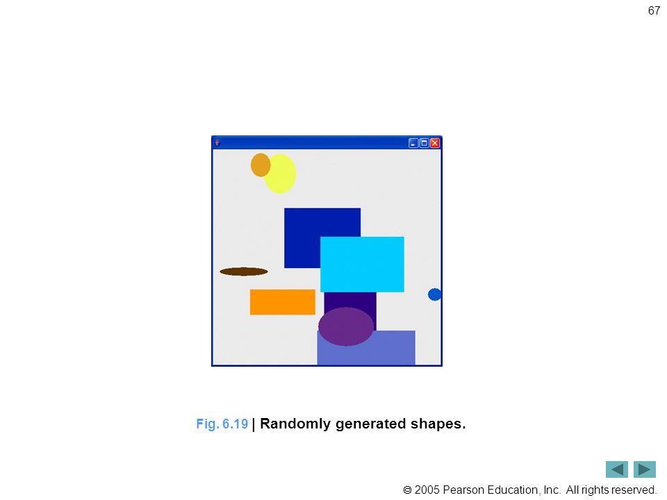 Fig. 6.19 | Randomly generated shapes.