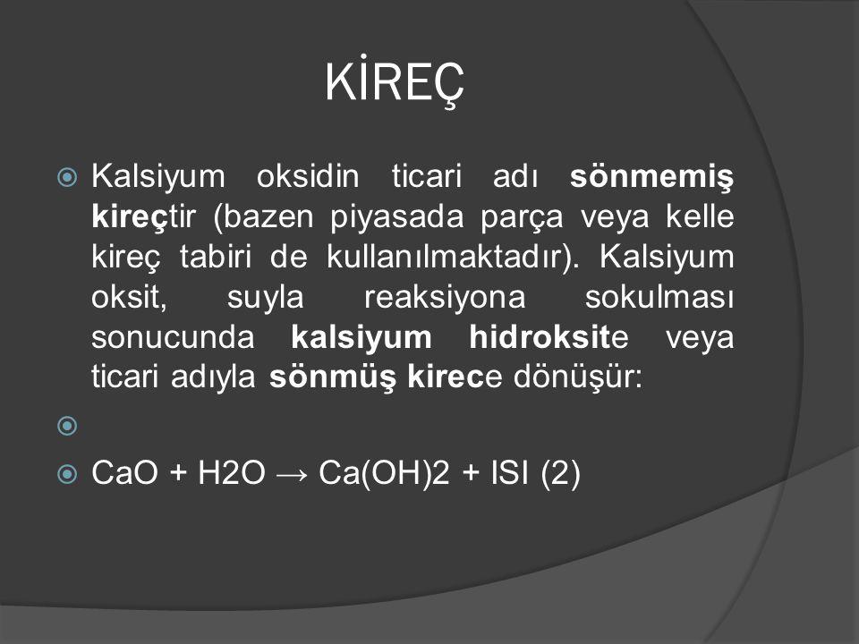 KİREÇ