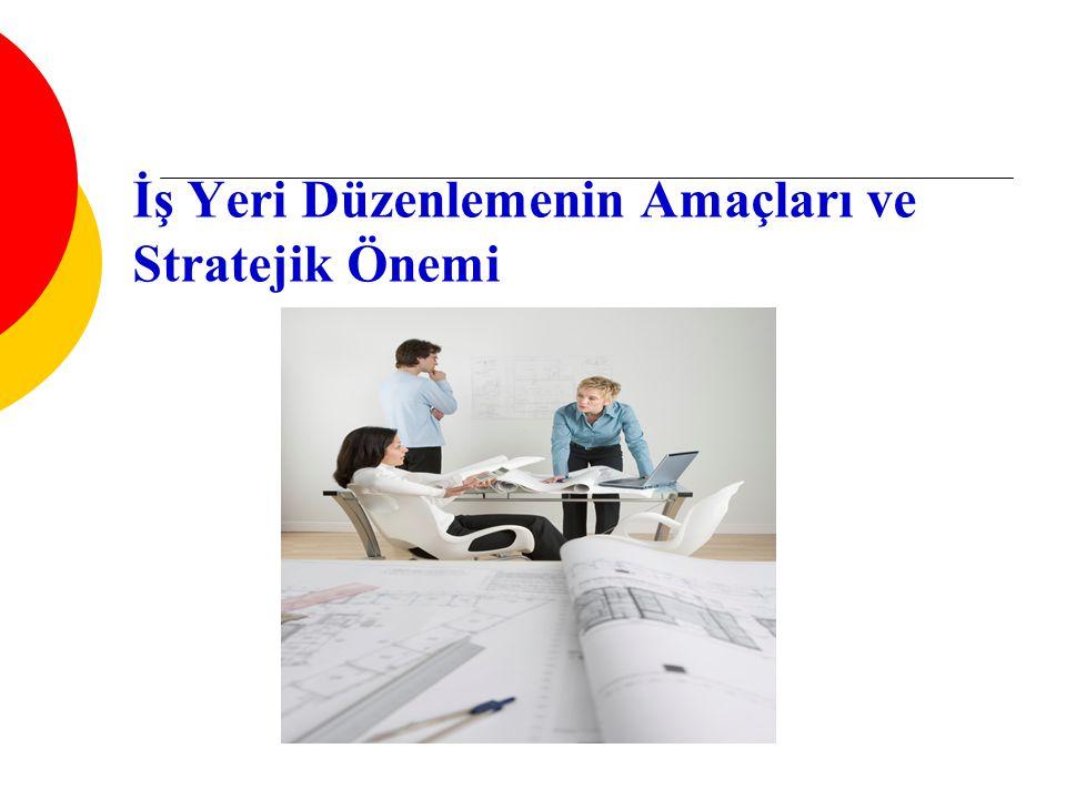 İş Yeri Düzenlemenin Amaçları ve Stratejik Önemi