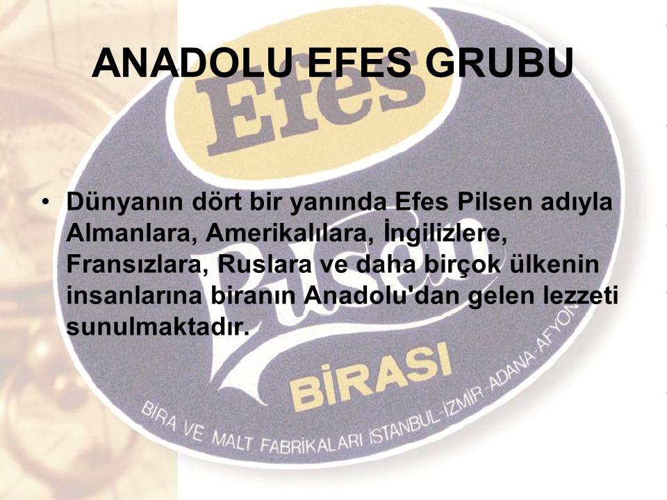 ANADOLU EFES GRUBU