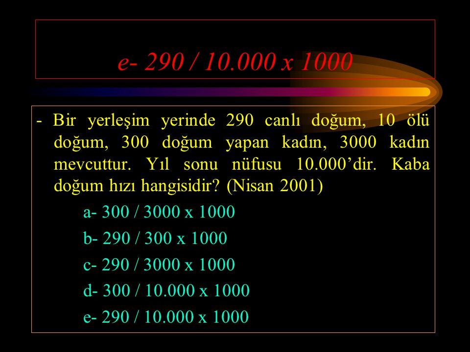 e- 290 / 10.000 x 1000