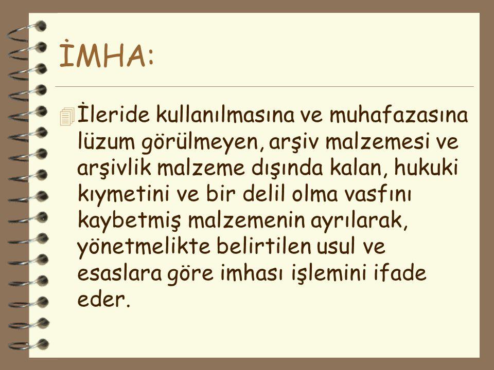 İMHA: