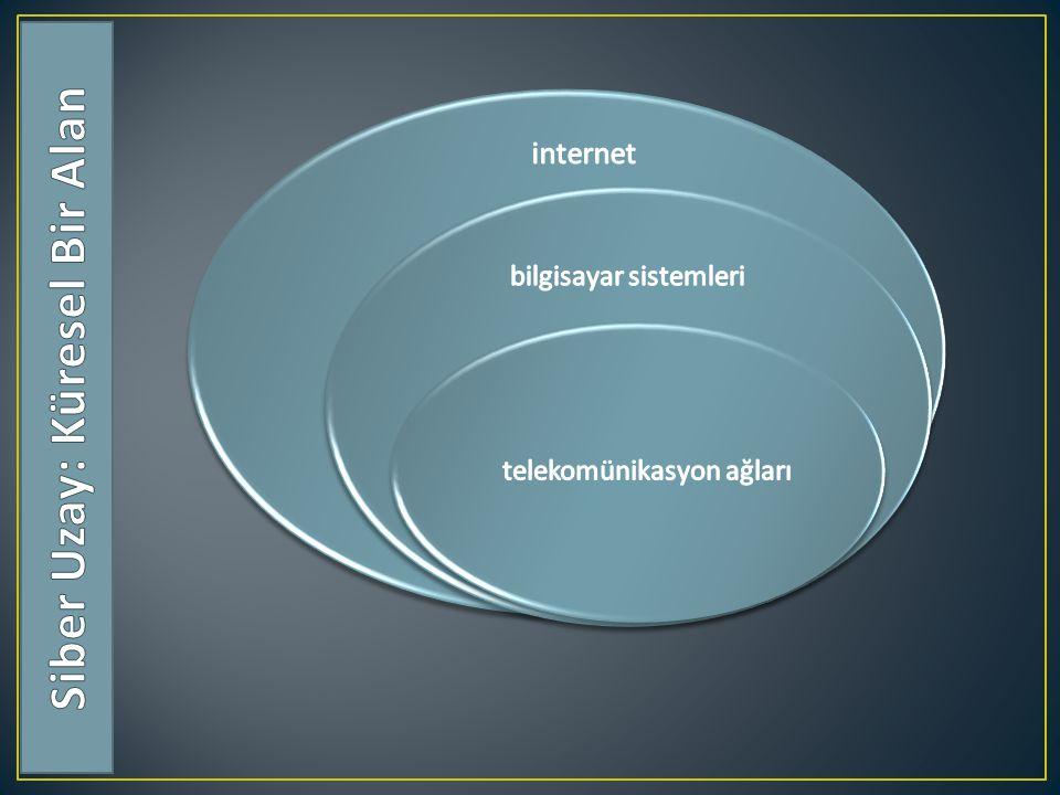Siber Uzay: Küresel Bir Alan