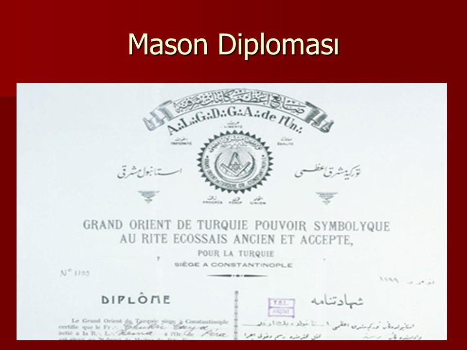 Mason Diploması