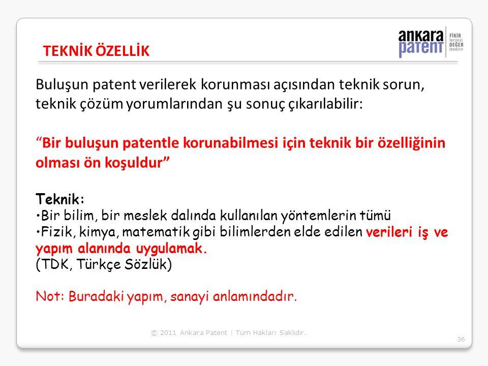 2. ULUSAL BOR ÇALIŞTAYI TEKNİK ÖZELLİK.