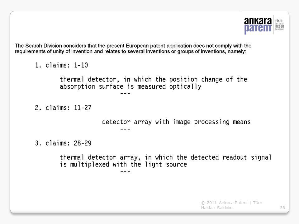 © 2011 Ankara Patent | Tüm Hakları Saklıdır.