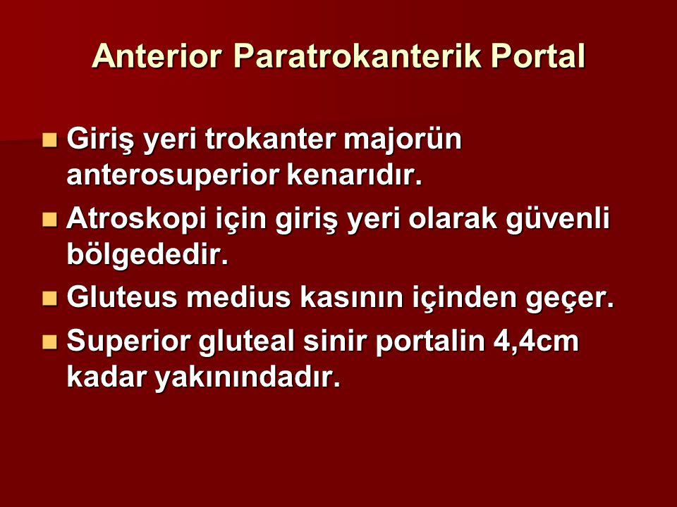 Anterior Paratrokanterik Portal