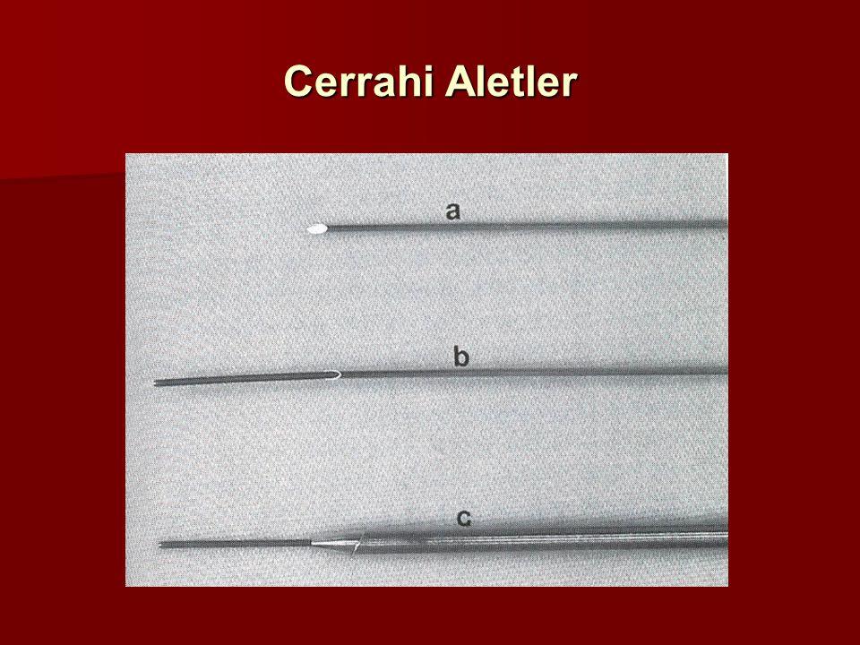 Cerrahi Aletler