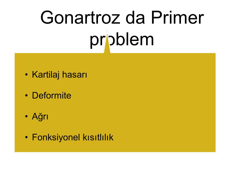 Gonartroz da Primer problem