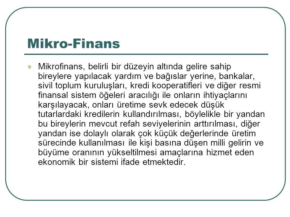 Mikro-Finans