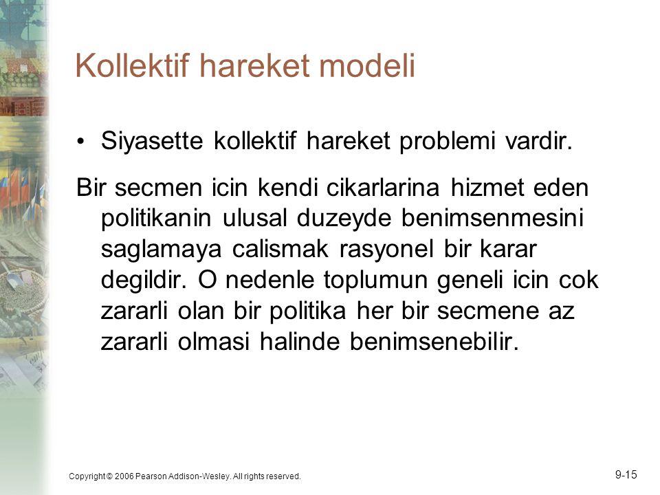 Kollektif hareket modeli