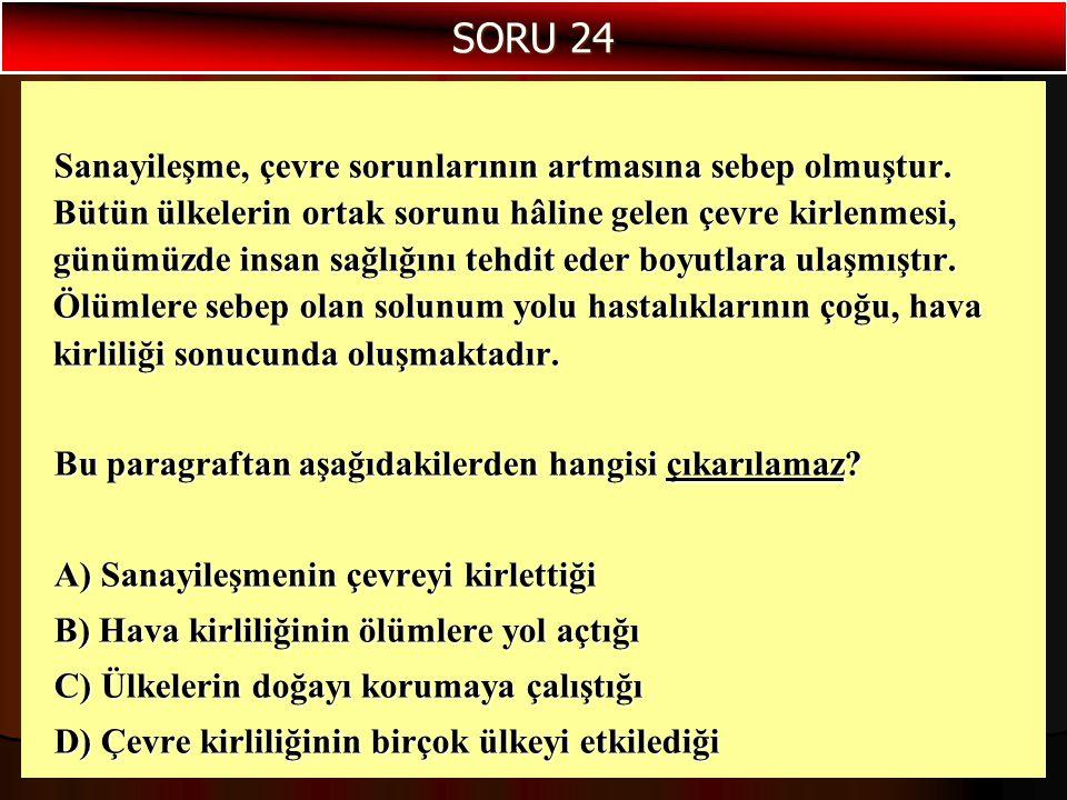 SORU 24